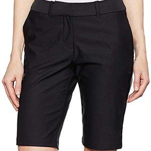 Nike Plus Size Golf Tournament Bermuda Short Black